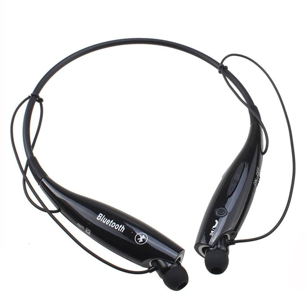 Wireless Bluetooth HandFree Sport Stereo Headset headphone for Phone iPhone LG