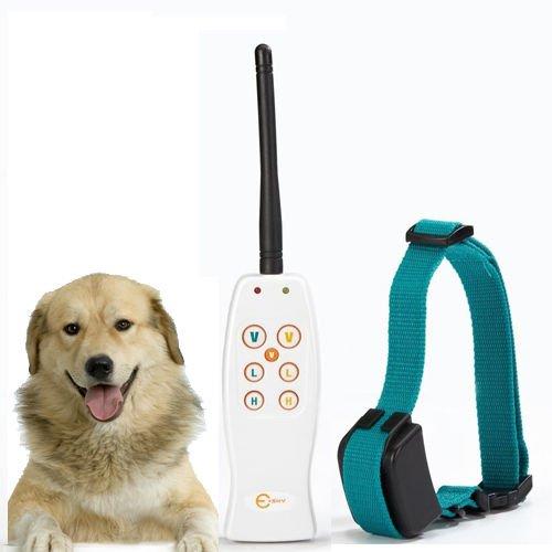 New Rechargeable 300Yard Remote Dog Training Shock Collar No Bark Collar