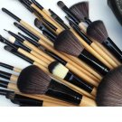 32 Pcs Fabulous Soft Makeup Brushes Professional Cosmetic Make Up Brush Tool Set