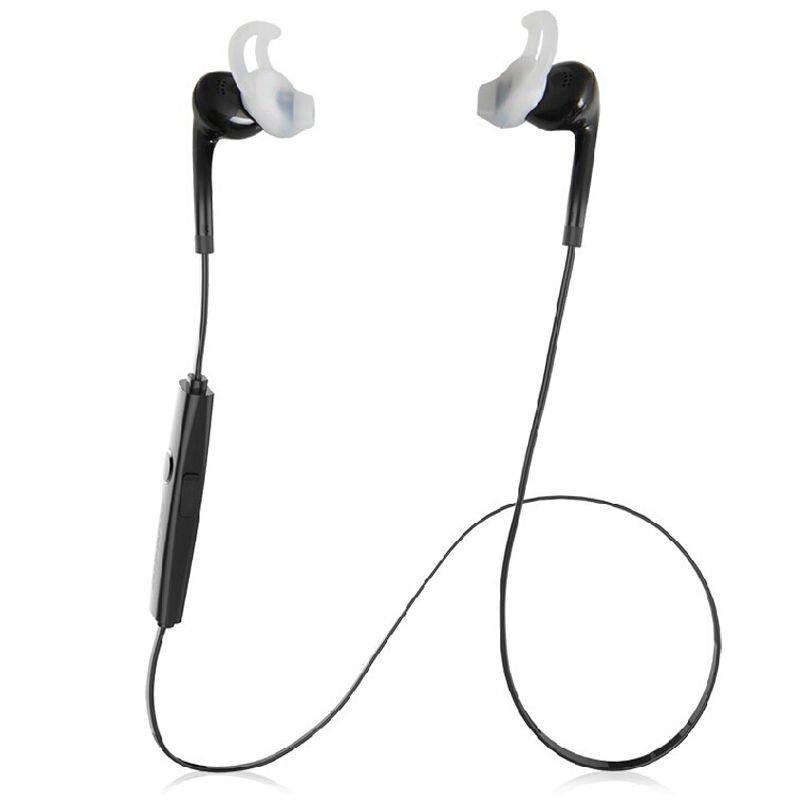 New Black Bluedio Energy S3 Sports Bluetooth Wireless Sweatproof Headset Headphone