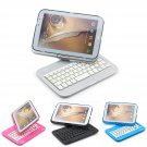 New Degree Bluetooth Keyboard Case Stand for Samsung Galaxy Note 8.0