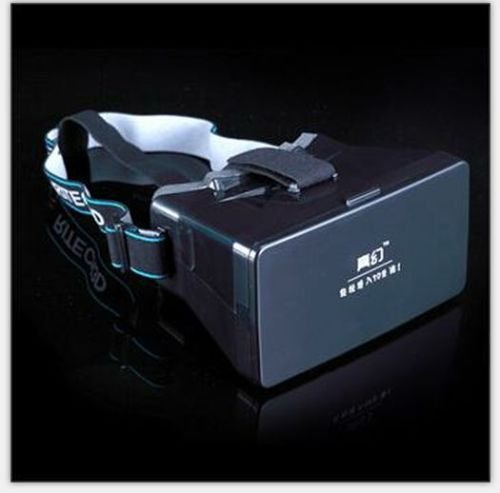 "New Universal 3D Video Glasses for 4-5.6""Smartphone Google Cardboard"