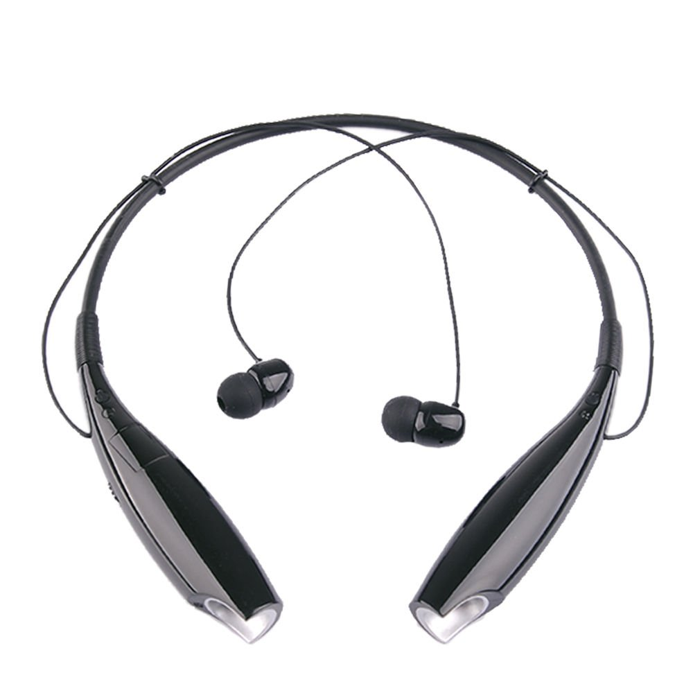 Bluetooth Wireless Sports Stereo Headset Earphone For Samsung iPhone HV-800