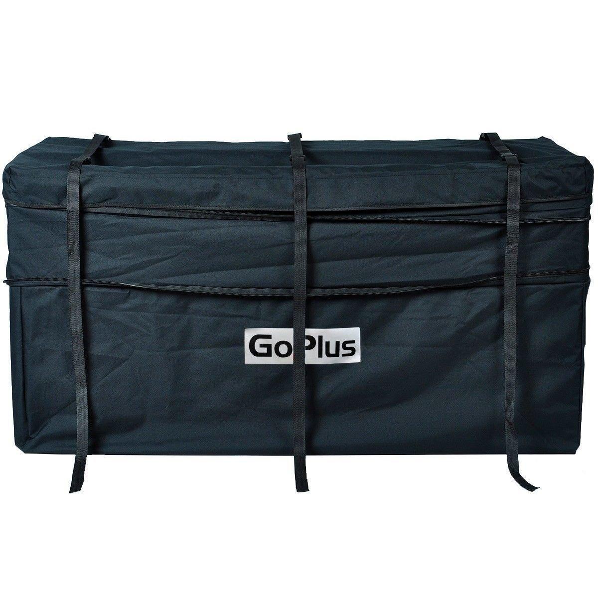 Jumbo Car Suv Roof Top Waterproof Luggage Travel Cargo Rack Storage Bag