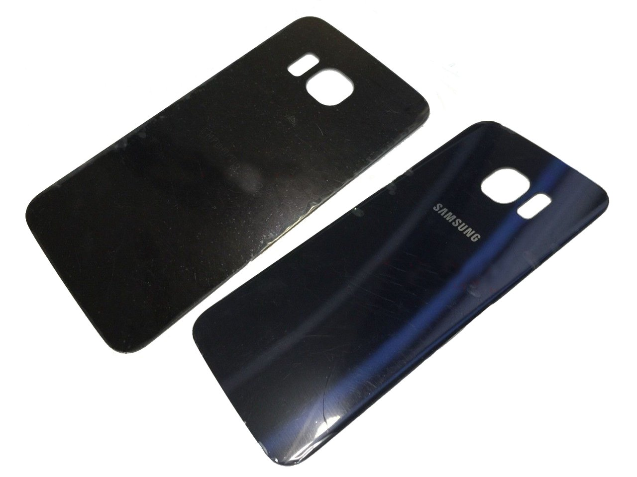 New OEM Samsung Galaxy S6 Edge G925A G925T G925V Back Cover Glass Blue