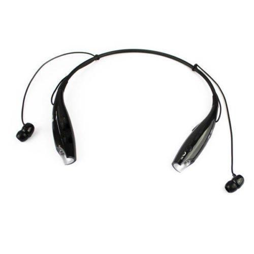 Wireless Bluetooth Handsfree Sport Stereo Headset Headphone f iPhone Samsung LG