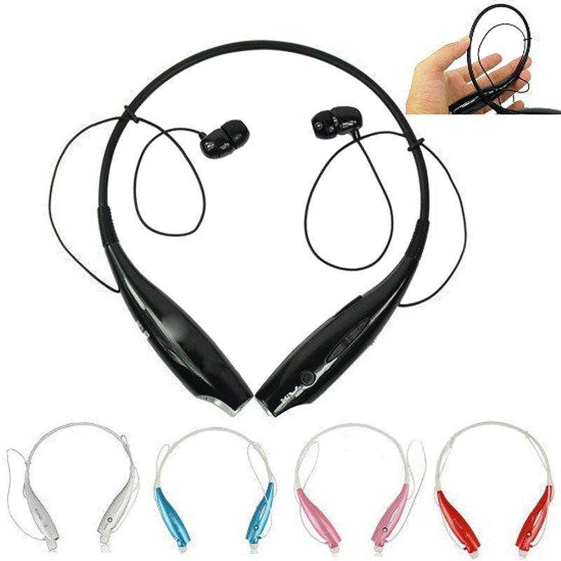 New multi Wireless Bluetooth Headset Headphone f iPhone Samsung LG