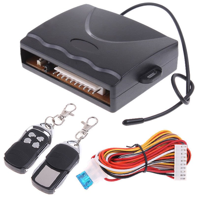 niversal Car Remote Central Kit Locking Keyless Entry System Remote Controller