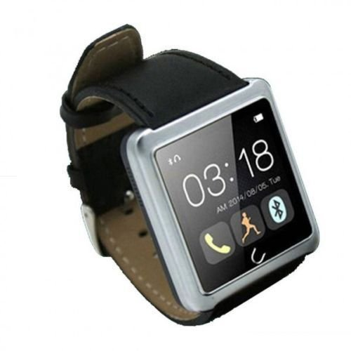 New watch Sport Bluetooth Smart Watch For Smartphones Samsung HTC LG