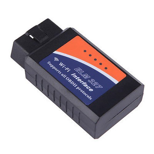New Mini ELM327 OBD2 OBDII Wifi Diagnostic Interface Scanner For iPhone