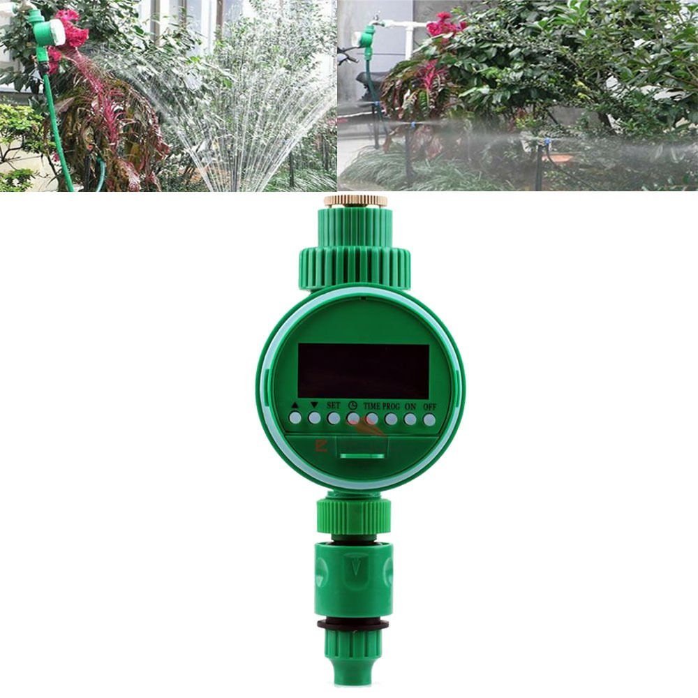 Electronic Automatic Water Timer Watering Irrigation System Controller