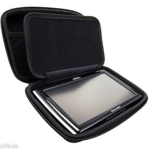 Hard Shell Carry Case for Garmin Nuvi 65 65LM 65LMT 66 66LM 66LMT 6 inch GPS