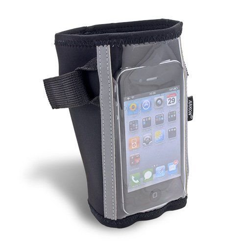 Arkon Wrist Forearm Armband Sports Phone Holder for Iphone 4s 4 3gs Ipod Touch