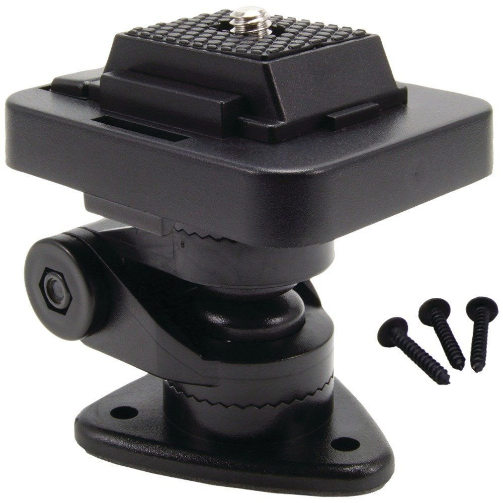 Arkon CMP128 Dashboard Video Camera Car Mount Multi Angle Adhesive Mount