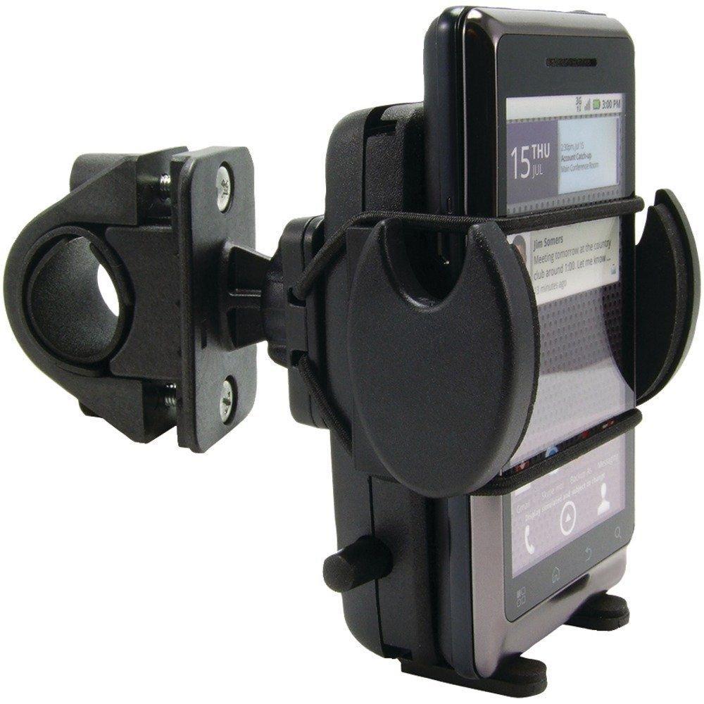 Arkon SM432 Motorcycle Mega Grip Handlebar Galaxy HTC iPhone Cell Phone Mount