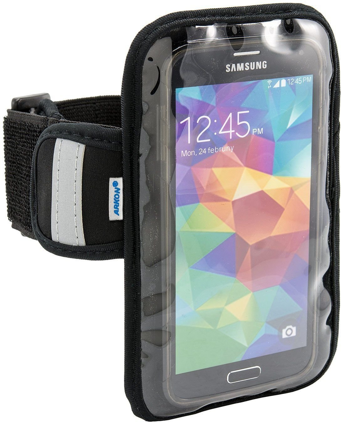 Sports Armband for Apple iPhone 6 Plus Samsung Galaxy S5 Note 3 Mega Phones