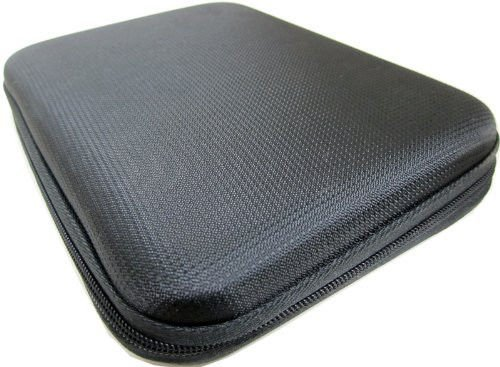 Arkon Gpshdcs7 Hard Carry Case for Garmin Magellan Tomtom Xxl 5 - 7 Gps