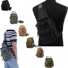Military Shoulder Tactical Backpack Bag F Camping Travel Hiking Trekking Outdoor