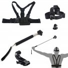 New Strap Head Strap Mount Handle Monopod Tripod Adapter