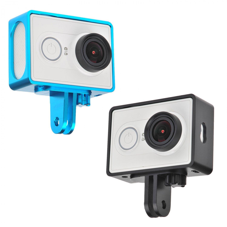 Aluminum Shell Frame Border Housing Case for XiaoMi YI Sport Camera