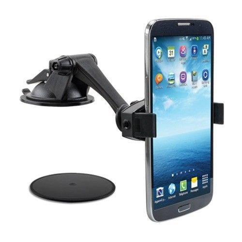 Arkon Sticky Car Dash, Window Mount for Extra Large Smartphones