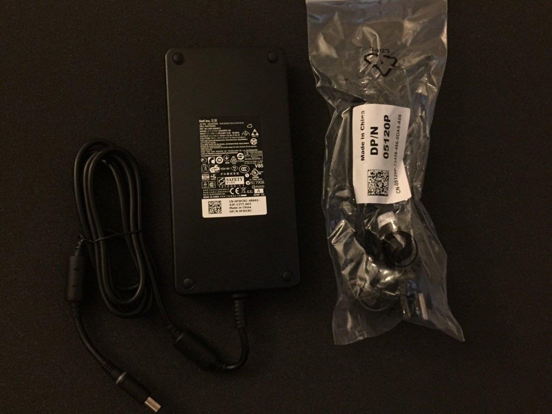 New Dell PA-9E 240W AC Adapter FWCRC Alienware M17x M17x R2 M17x R3 M17x R4 M18x