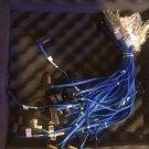 Genuine Dell P322x Sas Sata 4 Drop Raid Perc Controller Card Cable Sff-8484 32