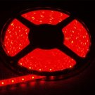 Red 5M Waterproof 3528SMD 300LED Strip Rope Lights