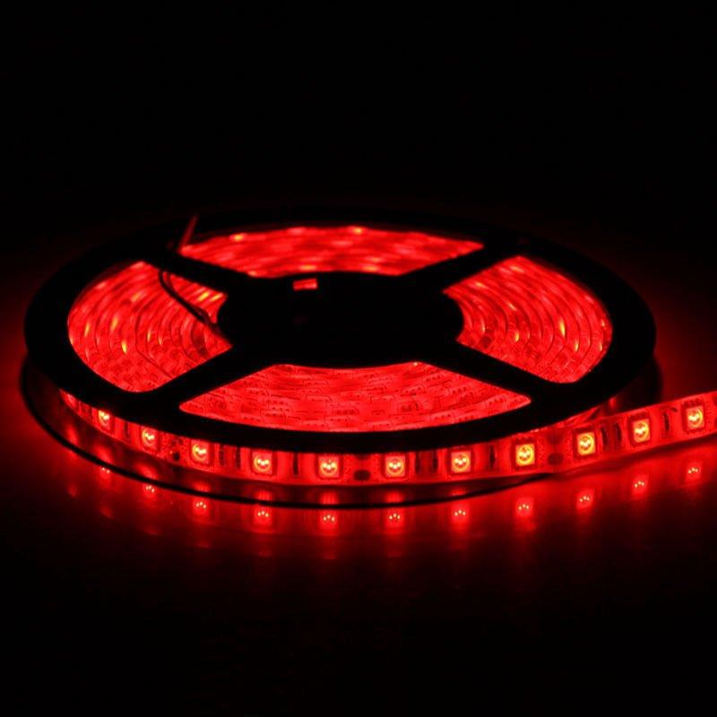 Red 5M 12V IP65 Waterproof 300 LED Strip Light 5050 SMD String Ribbon Tape Roll