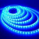 Blue Flexible LED Strip 3528 SMD Light Waterproof IP65 12Volt DC 500CM 300Leds