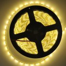 5M 5050 SMD Warm White 300LED IP65 Waterproof Strip Light Car Lamp DC 12V