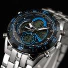 Infantry Fashion Sport Mens Chrono Quartz Digital Backlight Army Wrist Watch