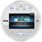 New PLMR94W Bluetooth Marine Gauge Receiver USB,MP3 Video Input Boat Yacht Radio