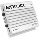 New Enrock EKM400A 4 Channel 400 Watt Waterproof MP3 Marine Car Power Amplifier