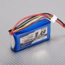 Turnigy 3S 1000mAh Lipo Battery Pack 11.1v 12v 20-30C for FPV Ground Station