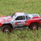 Traxxas Truck Car Body Red 1/10 Slash 4x4 VXL 2WD Slayer Shell Cover Baja 6811