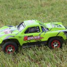 Traxxas Truck Car Body Green 1 10 Slash 4x4 VXL 2WD Slayer Shell Cover Baja 6811