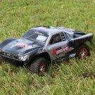 Traxxas Truck Car Body Black 1/10 Slash 4x4 VXL 2WD Slayer Shell Cover Baja 6811
