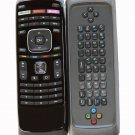 Vizio XRT301 3D Qwerty Keyboard Internet APPS TV Remote Amazon Netflix M-GO, New