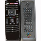 NEW VIZIO XRT301 3D QWERTY KEYBOARD DUAL SIDE INTERNET APPS TV REMOTE