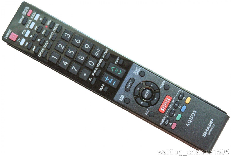 Buy new sharp gb105wjsa aquos led smart tv remote control
