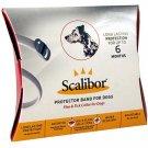Scalibor Protector Band for Dogs Flea & Tick Collar 6mo