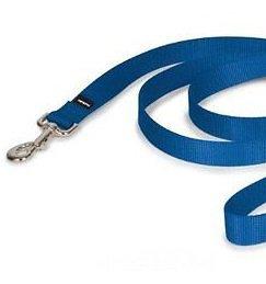 New Petsafe/Premier 3/8 Inch Wide Royal Blue Nylon Leash