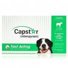 Novartis Capstar Green for Dogs over 25 pounds 6pk