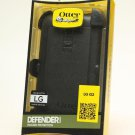 New Original OtterBox LG G2 Black Defender Series Shell Case+Holster Belt Clip