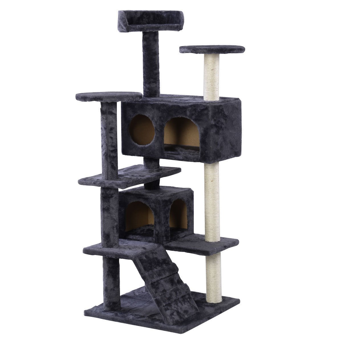 New Cat Tree Tower Condo Furniture Scratch Post Kitty Pet