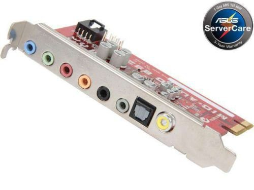 ASUS MIO-892 High Definition Audio Card