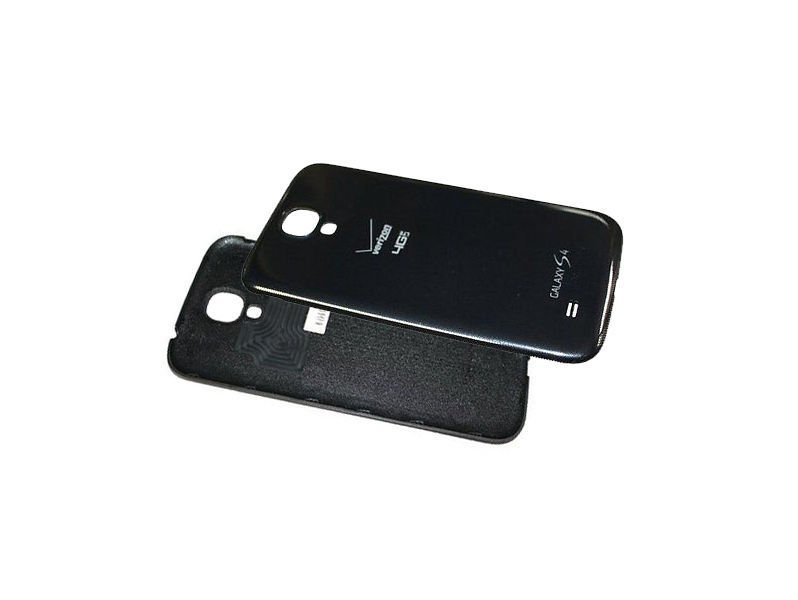 2x Genuine Samsung Galaxy S4 I9500 Verizon 4G LTE Battery Back Door Cover  Grey