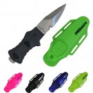 "Scuba BCD BC Dive KNIFE Scuba Diving Snorkeing Pointed (3"" Blade)"