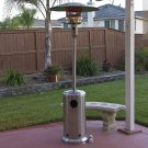 New Stainless Steel Outdoor Patio Heater Propane LP Gas Commercial Restaurant